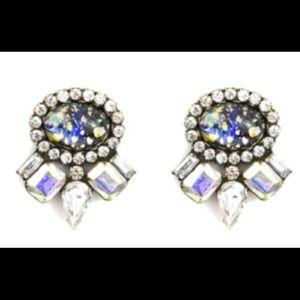 Loren hope earrings, never worn